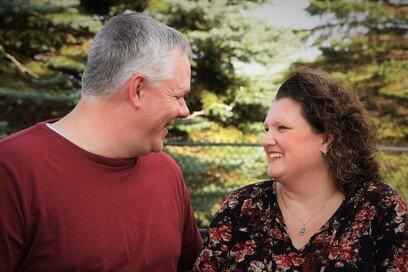 Chris & Jen Hickle